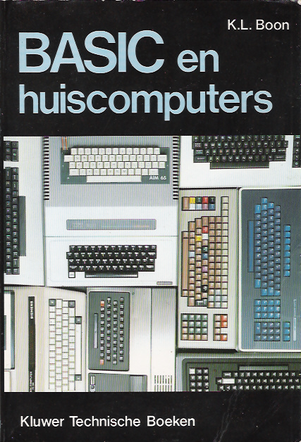 BASIC en Huiscomputers image, screenshot or loading screen