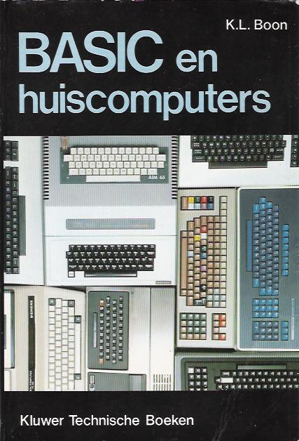 BASIC en Huiscomputers screen