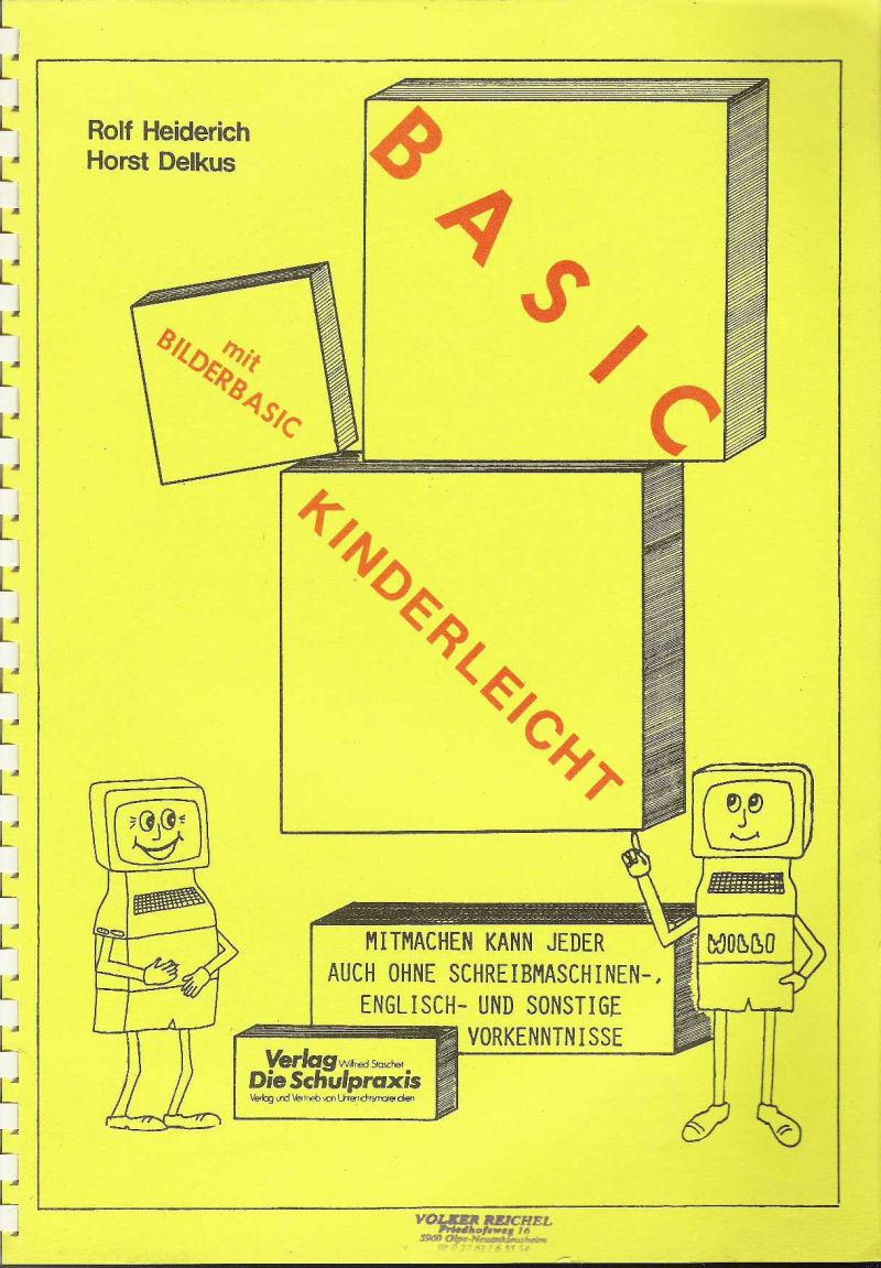 BASIC Kinderleicht image, screenshot or loading screen