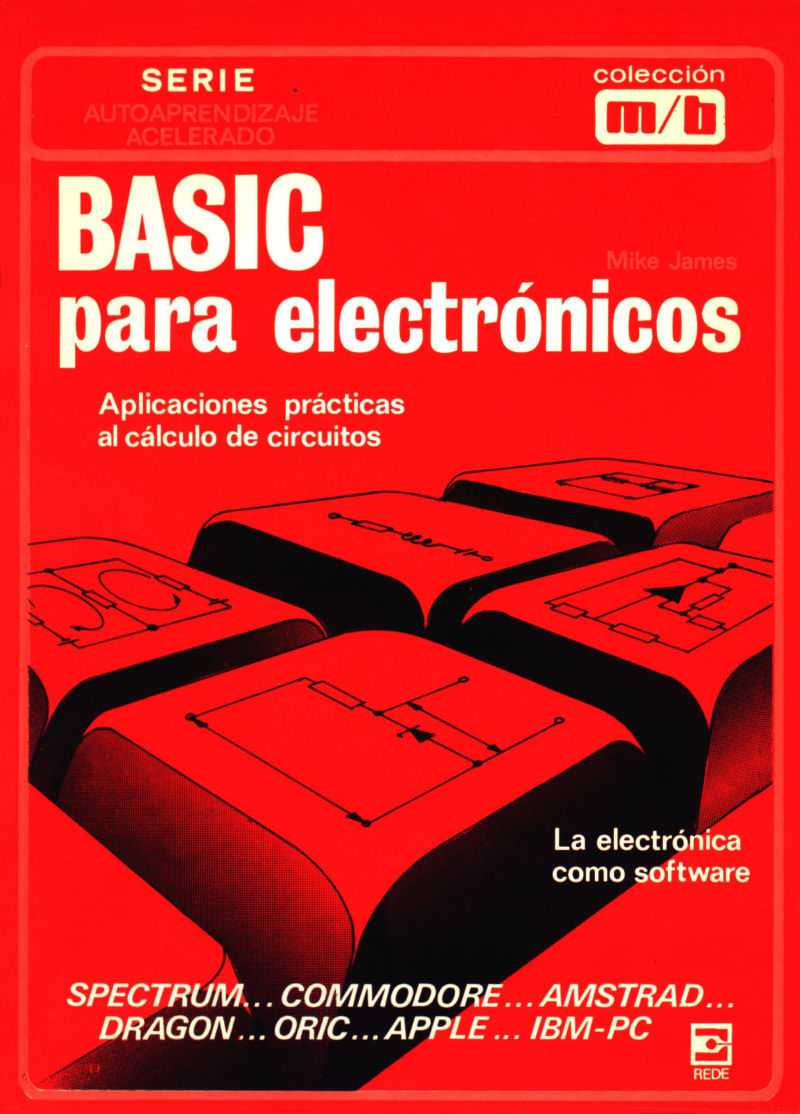 BASIC para Electronicos screen