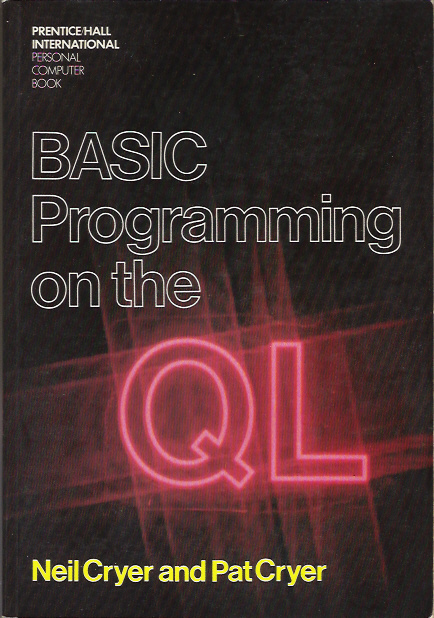 BASIC Programming on the QL image, screenshot or loading screen