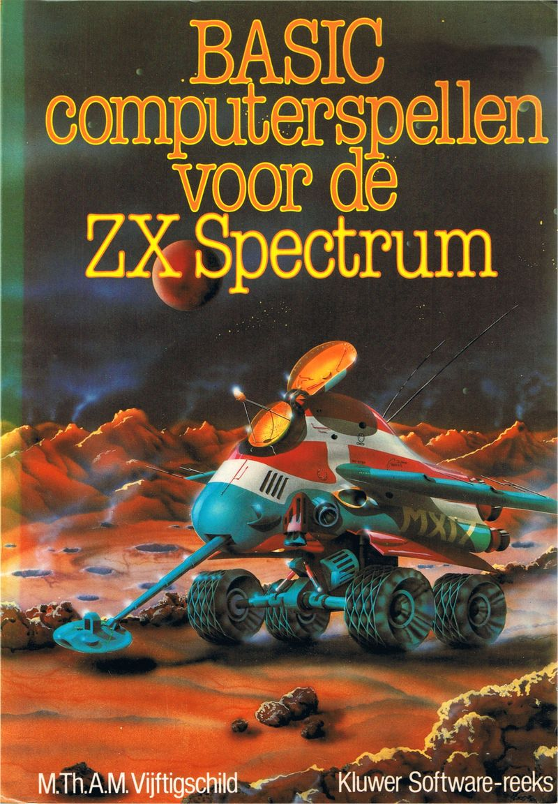 BASIC Computerspellen voor de ZX Spectrum image, screenshot or loading screen