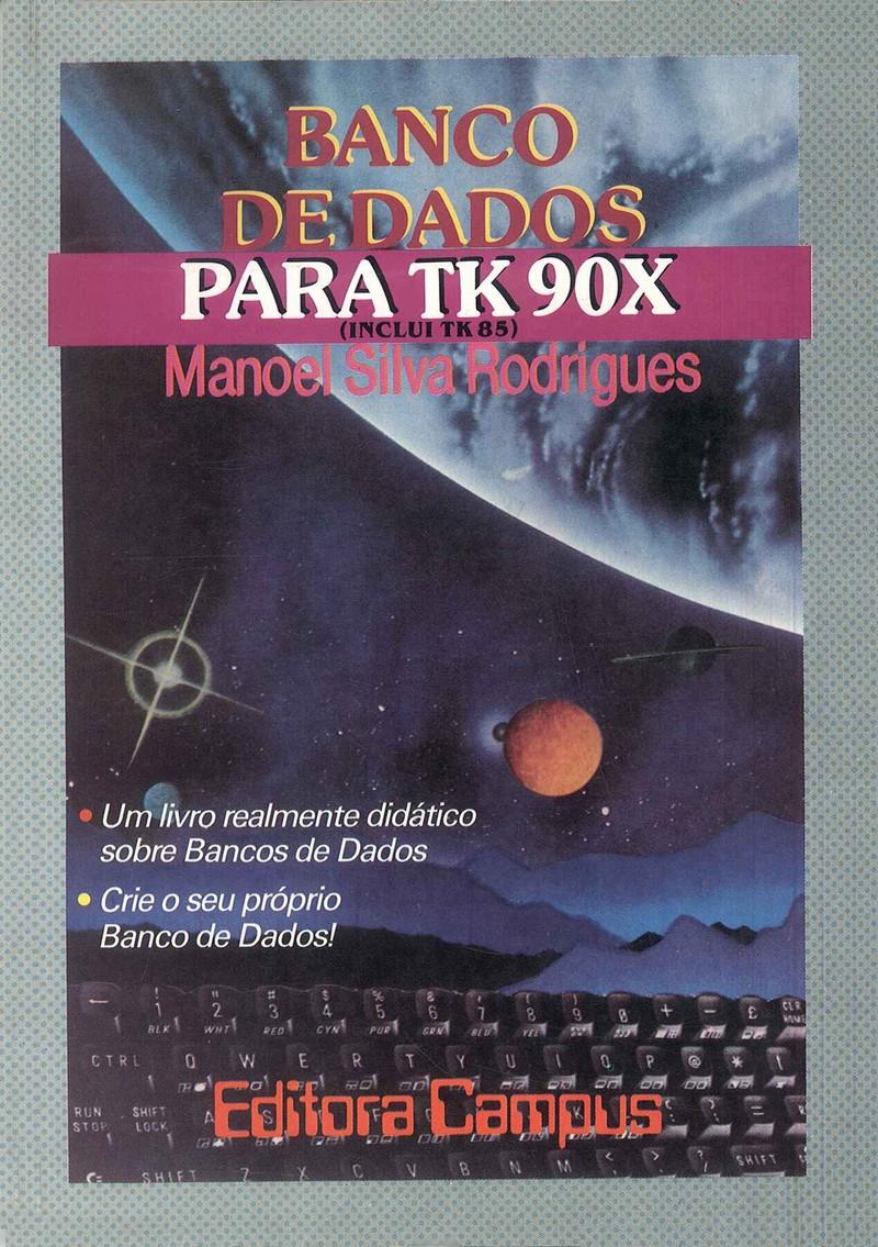 Banco de Dados para TK90X: Inclui TK85 screen
