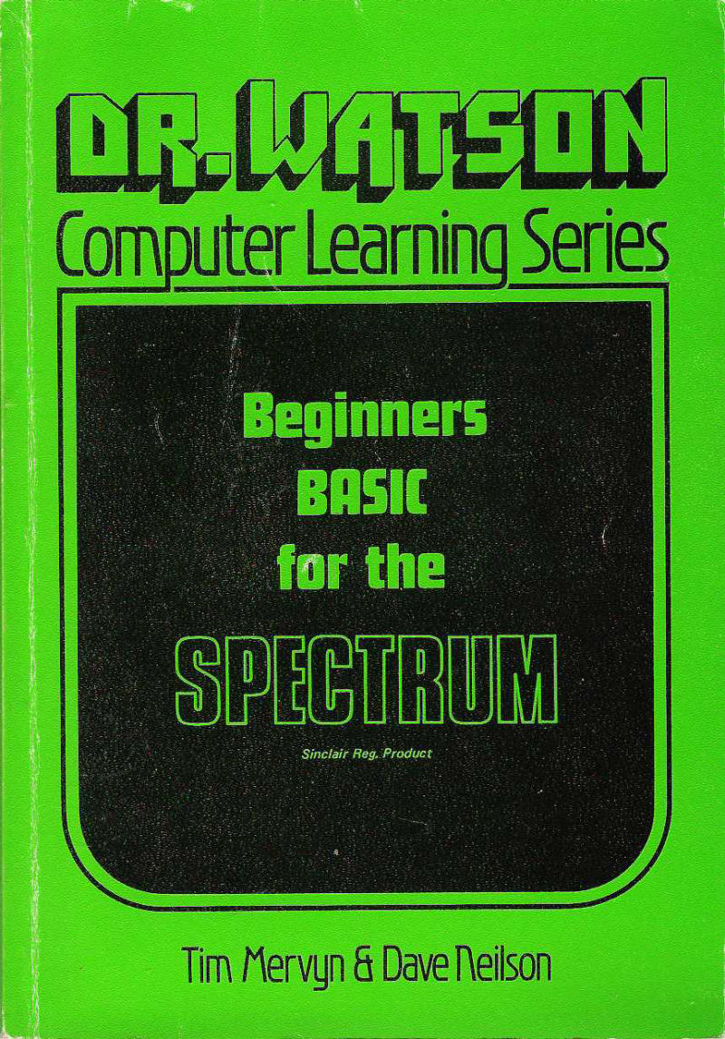 Beginners BASIC for the Spectrum image, screenshot or loading screen