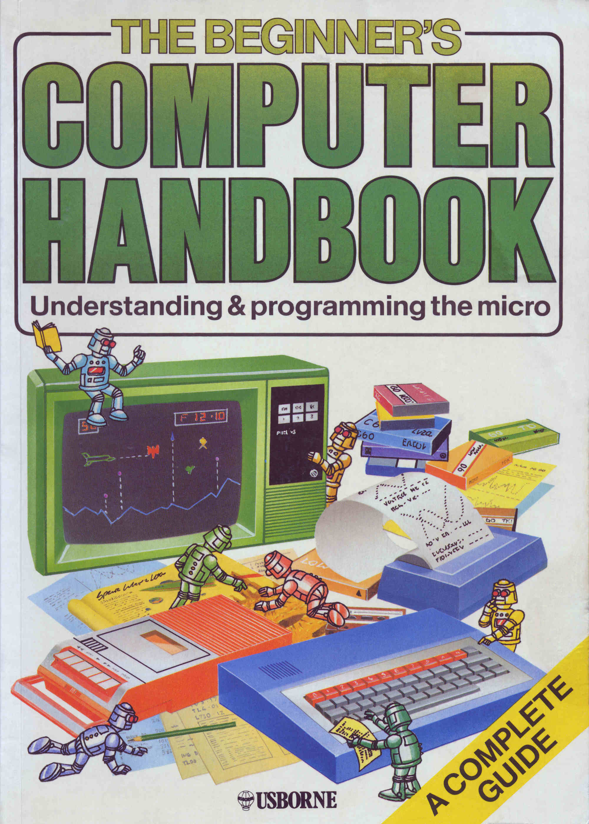 The Beginner's Computer Handbook image, screenshot or loading screen