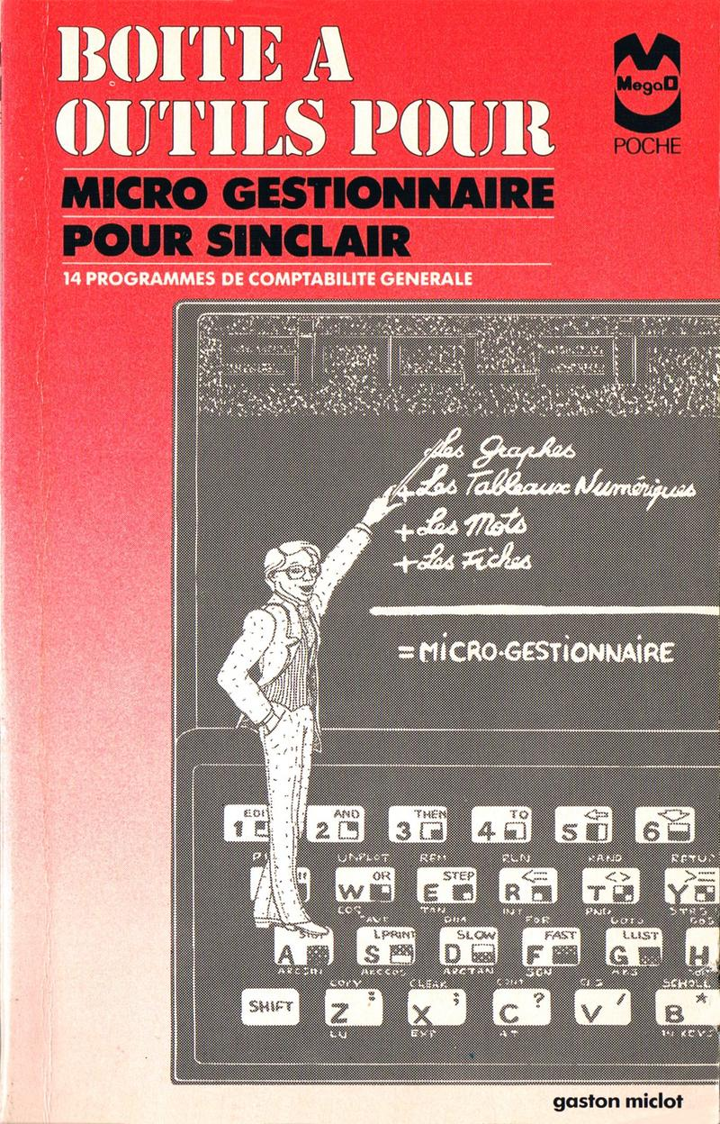 Boite a Outils pour Micro Gestionnaire pour Sinclair image, screenshot or loading screen