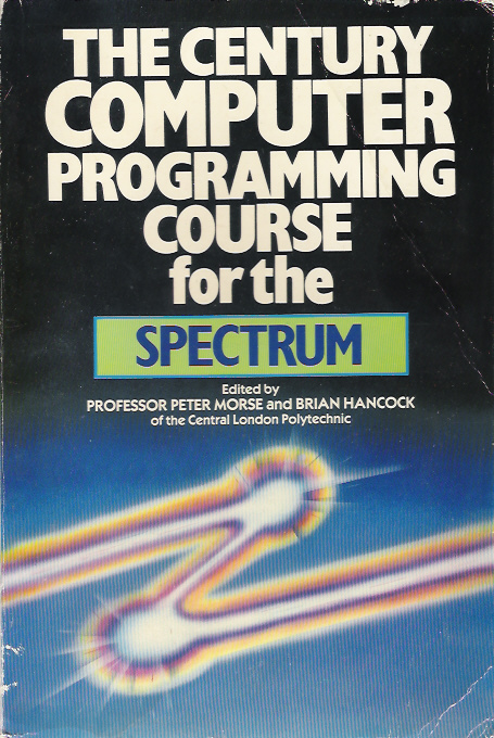 The Century Computer Programming Course for the Spectrum screen