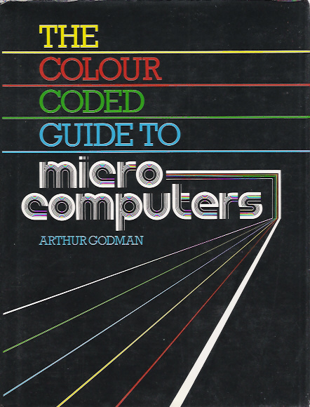 The Colour Coded Guide to Microcomputers screen