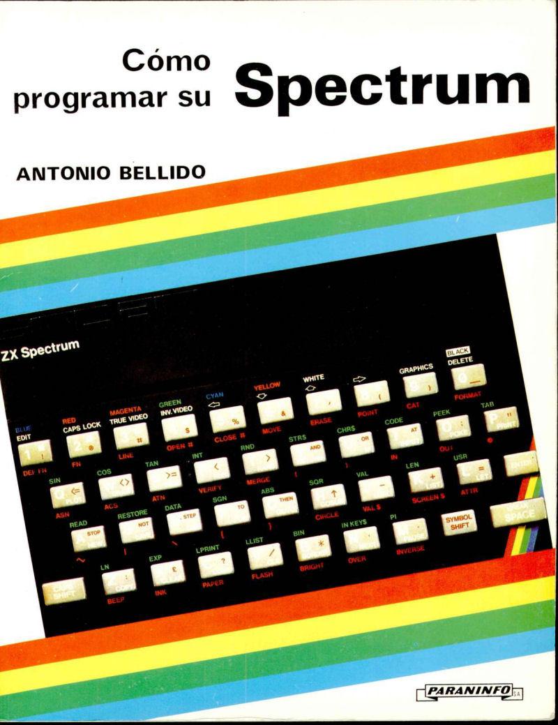 Como Programar Su Spectrum image, screenshot or loading screen
