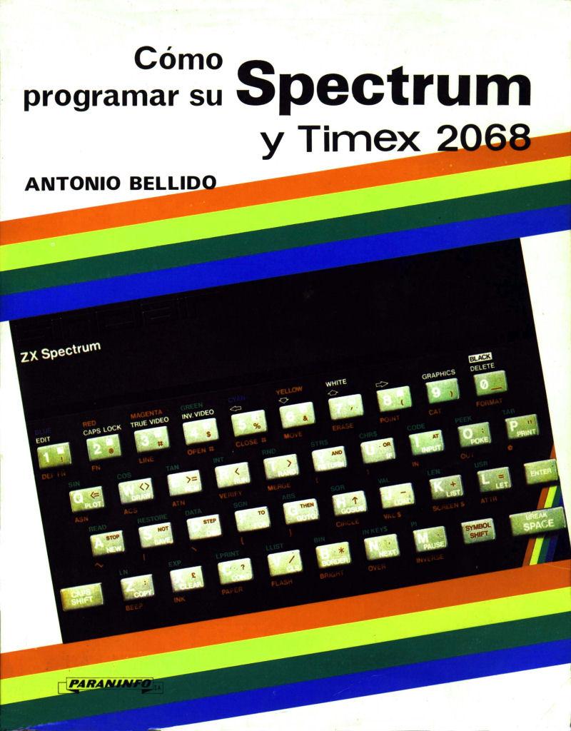 Como Programar Su Spectrum y Timex 2068 image, screenshot or loading screen