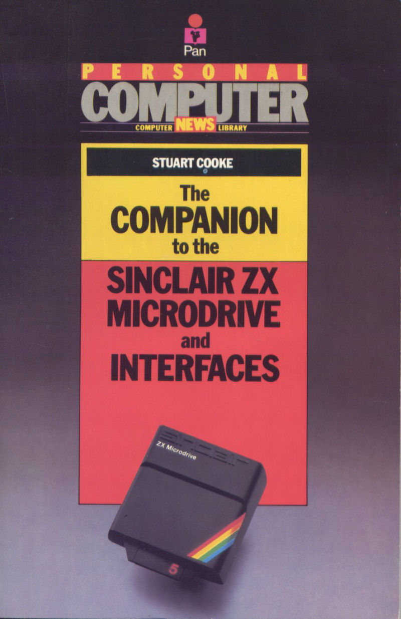 The Companion to the Sinclair ZX Microdrive and Interfaces image, screenshot or loading screen