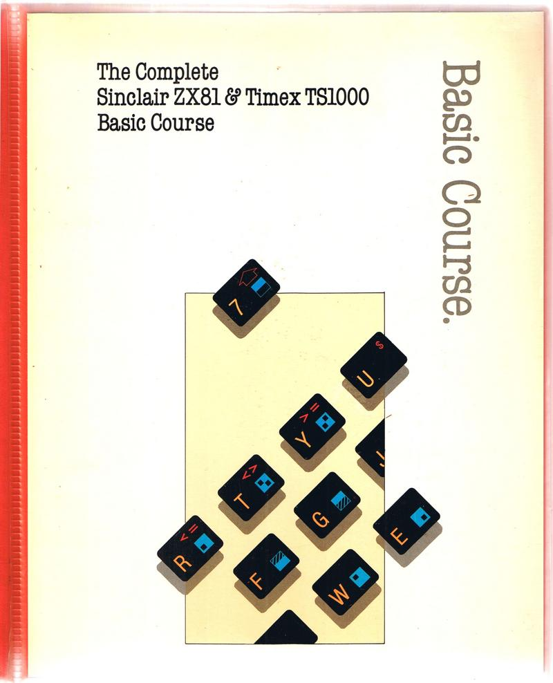 The Complete Sinclair ZX81 Basic Course screen
