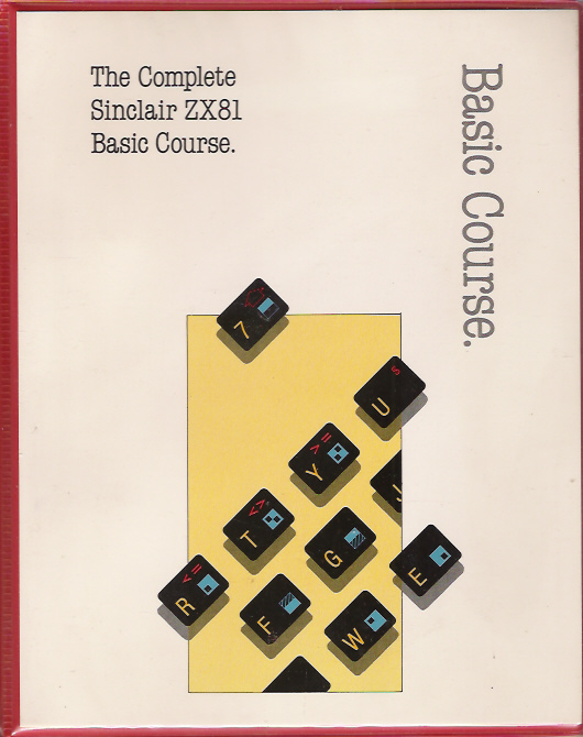 The Complete Sinclair ZX81 Basic Course image, screenshot or loading screen