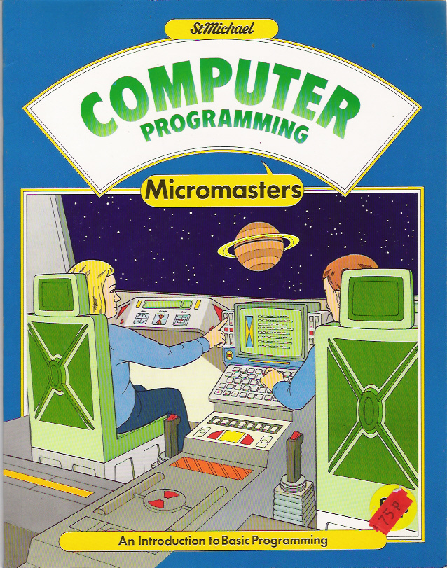 Computer Programming screen