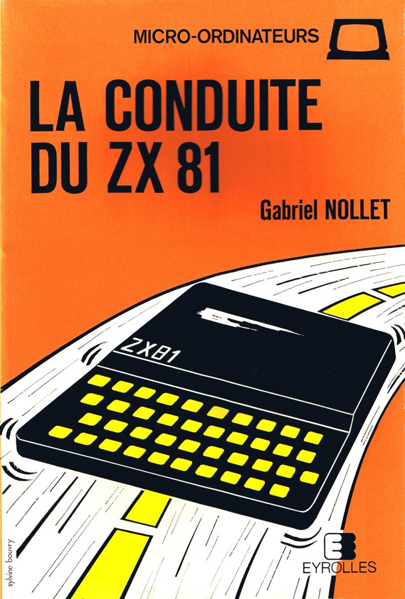 La Conduite du ZX81 image, screenshot or loading screen