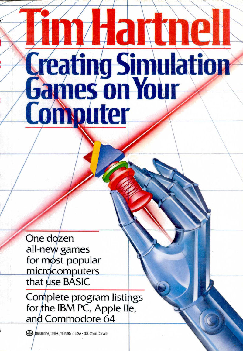 Creating Simulation Games on Your Computer screen