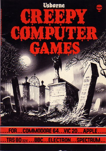 Creepy Computer Games image, screenshot or loading screen