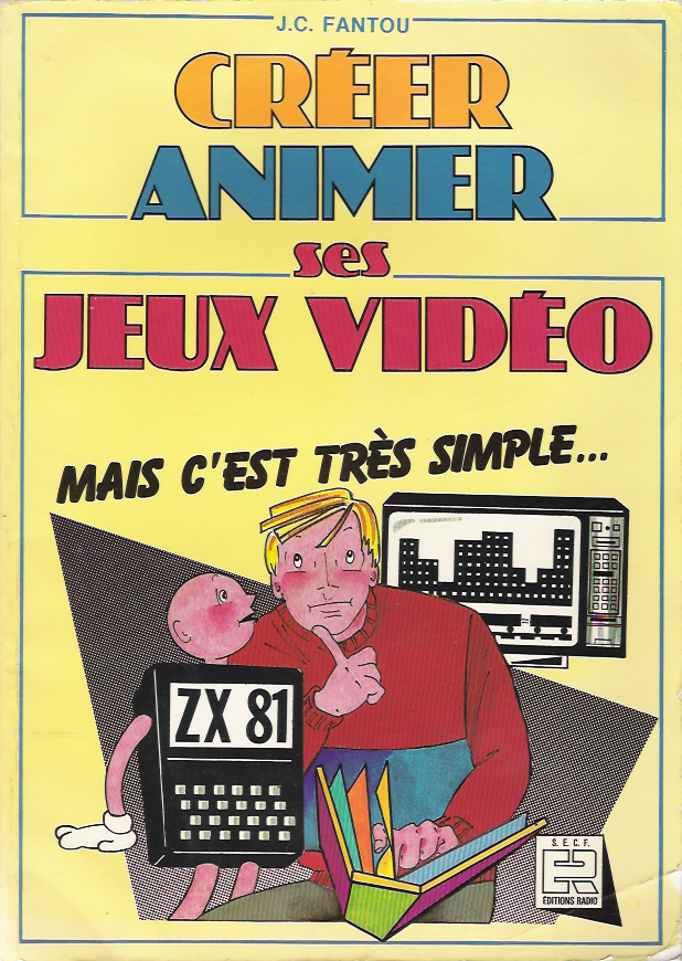 Creer Animer Ses Jeux Video image, screenshot or loading screen