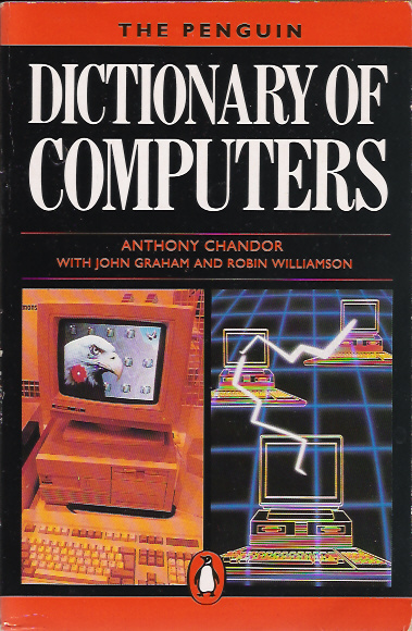 A Dictionary of Computers image, screenshot or loading screen