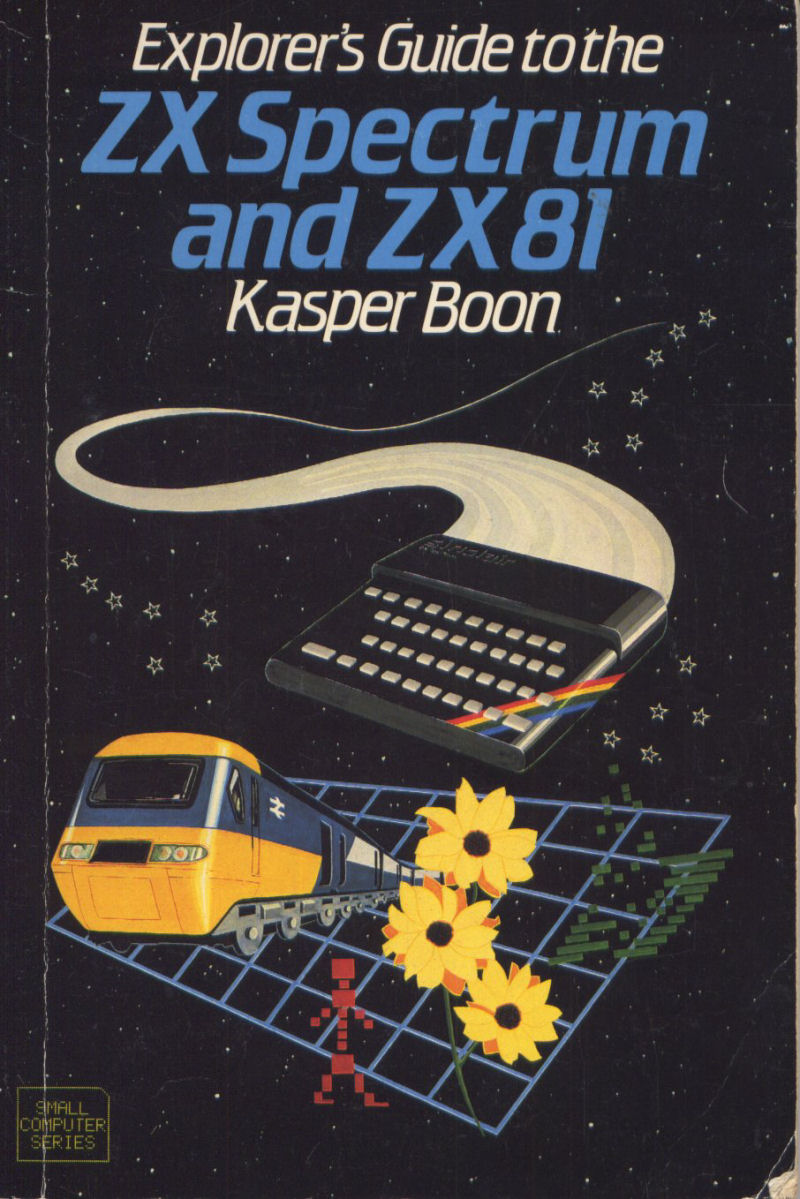 Explorer's Guide to the ZX Spectrum and ZX81 screen
