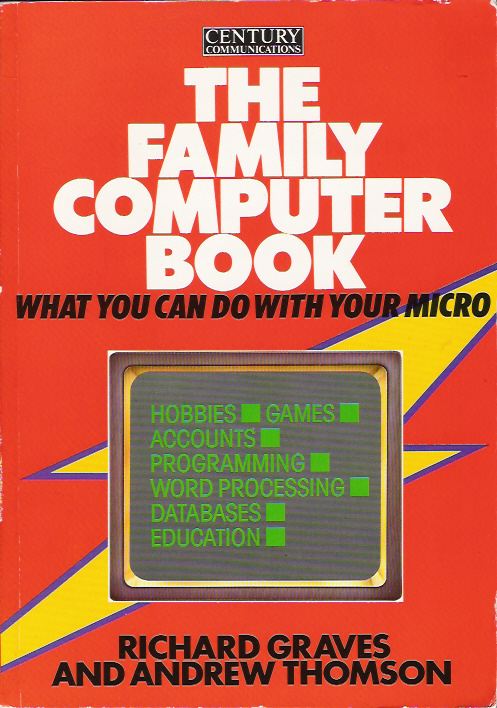 The Family Computer Book screen