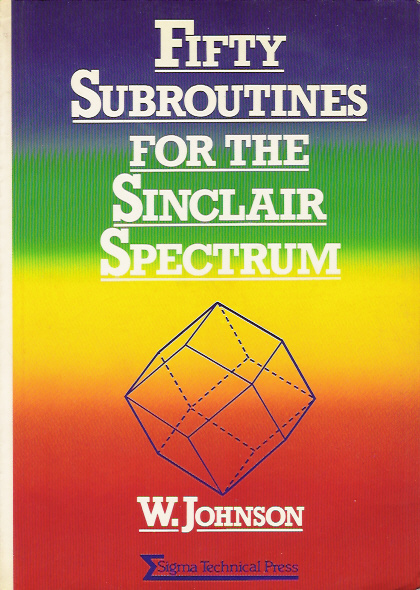 Fifty Subroutines for the Sinclair Spectrum image, screenshot or loading screen