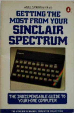 Getting the Most from Your Sinclair Spectrum screen