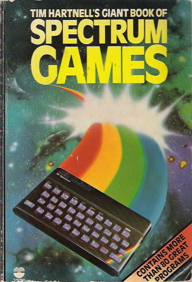 Giant Book of Spectrum Games image, screenshot or loading screen