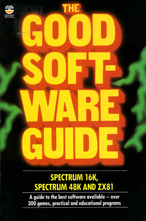 The Good Software Guide image, screenshot or loading screen