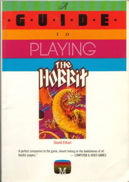 A Guide to Playing the Hobbit screenshot