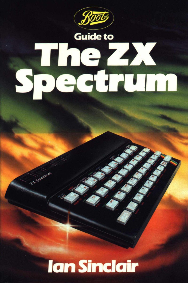 Guide to the ZX Spectrum image, screenshot or loading screen