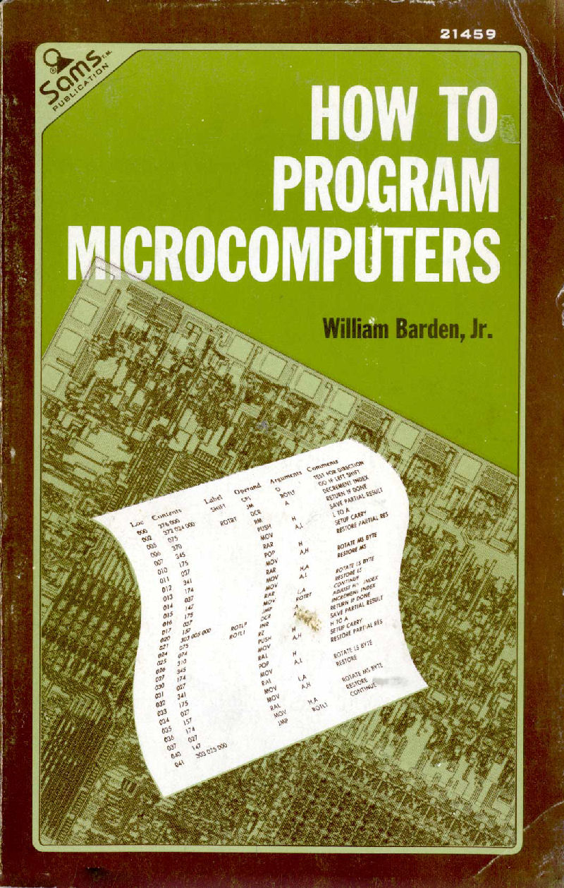 How to Program Microcomputers screen