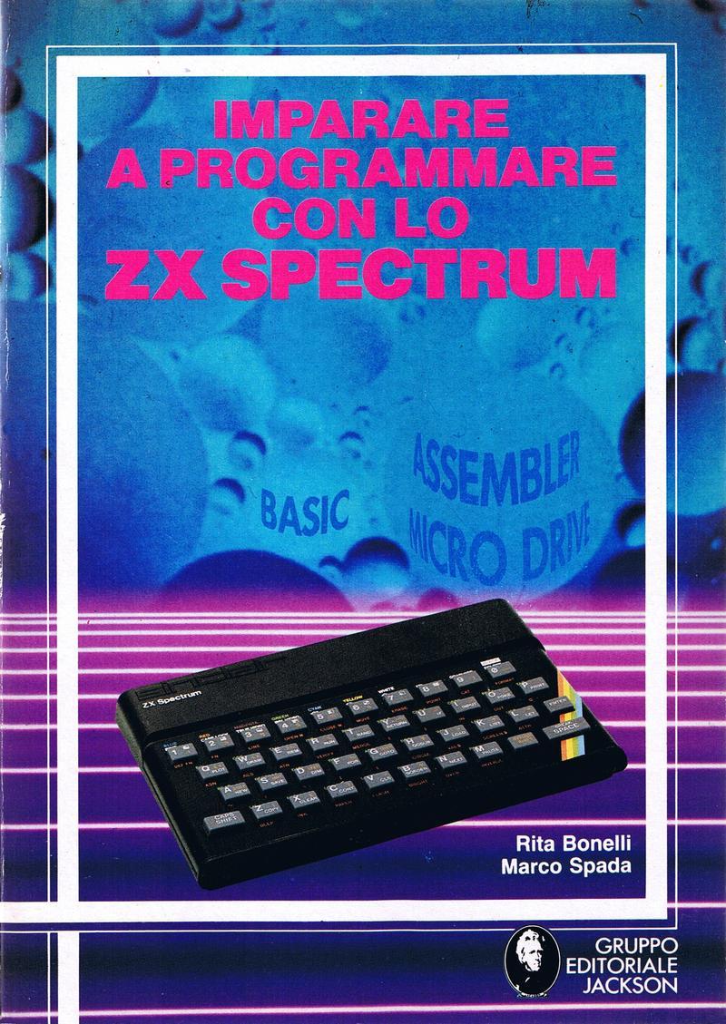 Imparare a Programmare con lo ZX Spectrum image, screenshot or loading screen