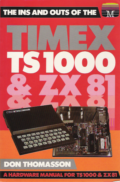 The Ins and Outs of the TIMEX TS1000 & ZX81 screenshot
