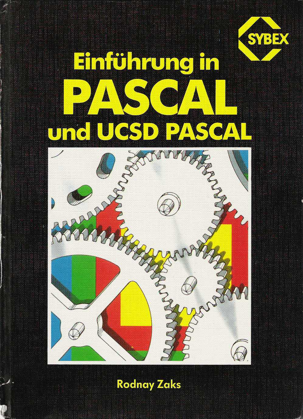 Introduction to PASCAL Including UCSD PASCAL screen