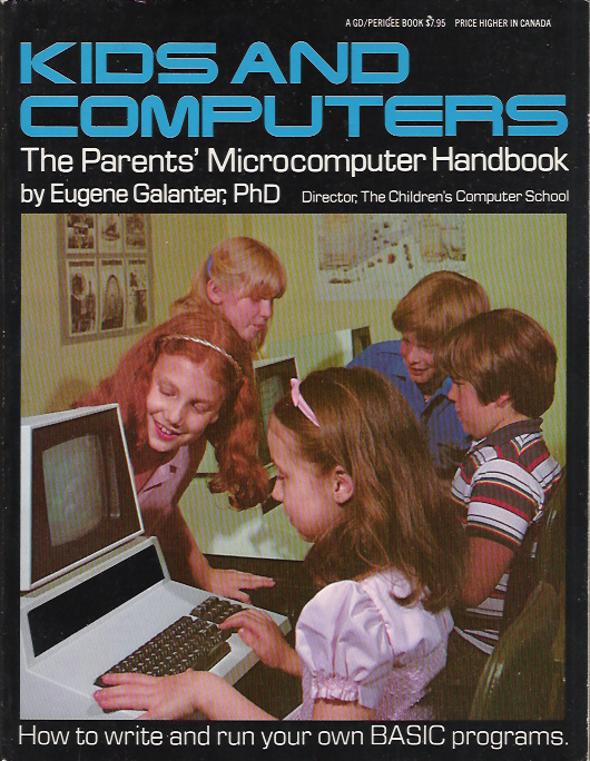 Kids and Computers - The Parents' Microcomputer Handbook image, screenshot or loading screen