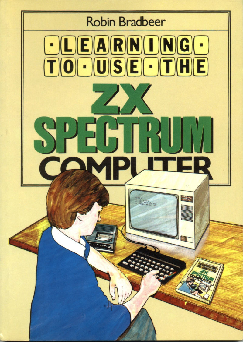 Learning to Use the ZX Spectrum Computer image, screenshot or loading screen