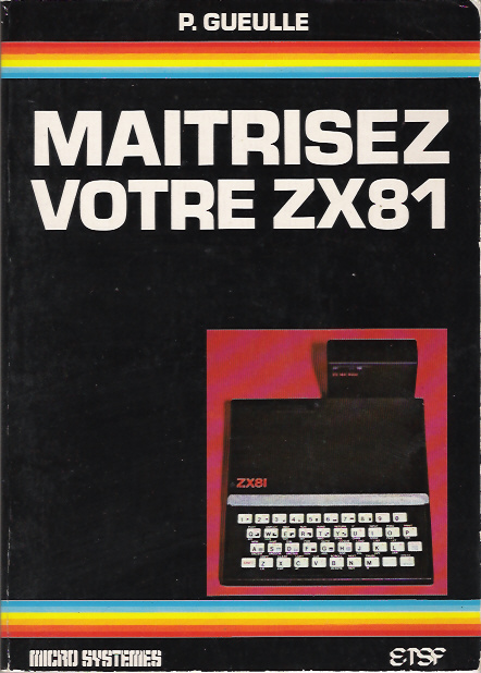 Maitrisez Votre ZX81 image, screenshot or loading screen