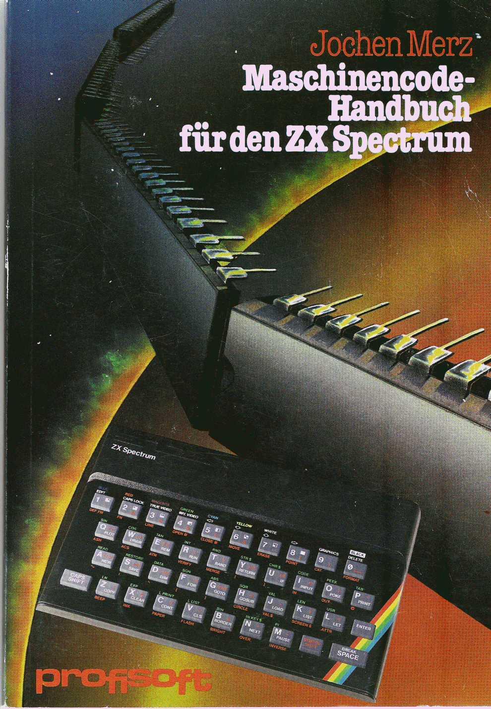 Maschinencode-Handbuch fur den ZX Spectrum screen
