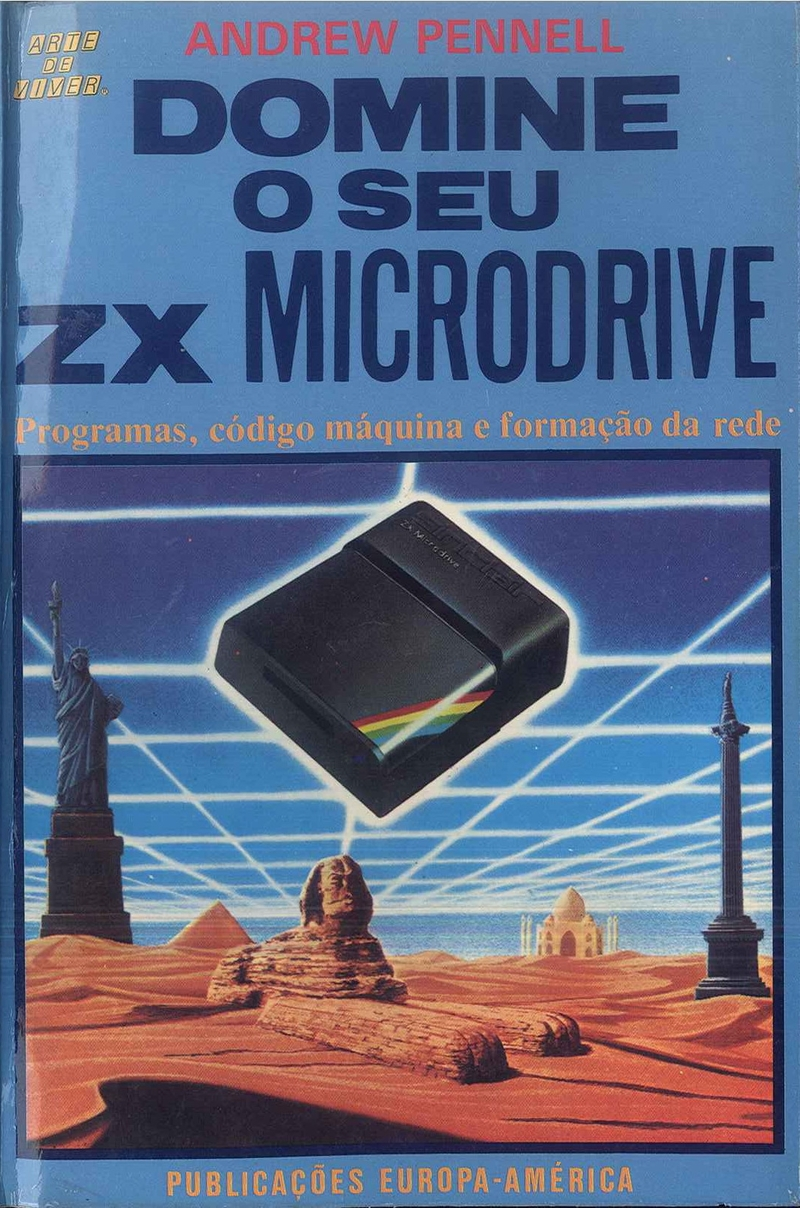 Master Your ZX Microdrive screen