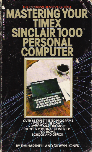 Mastering Your Timex Sinclair 1000 Personal Computer screen