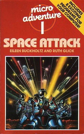 Micro Adventure 1: Space Attack screen