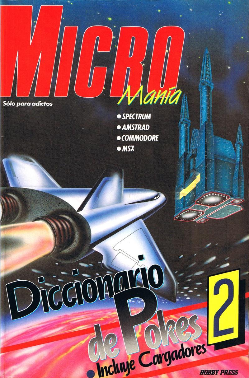 MicroMania: Diccionario de Pokes 2 image, screenshot or loading screen