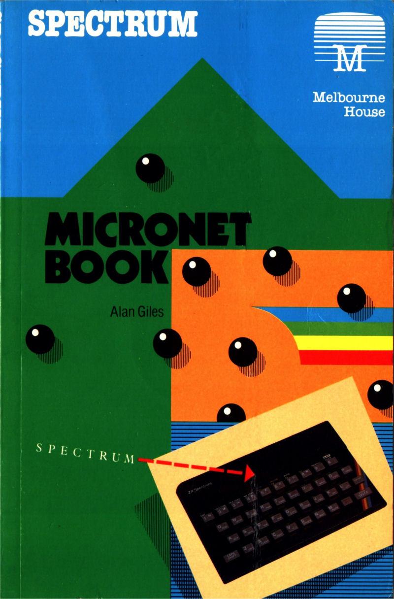 Micronet Book image, screenshot or loading screen