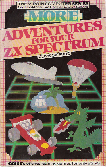 More Adventures for Your ZX Spectrum image, screenshot or loading screen