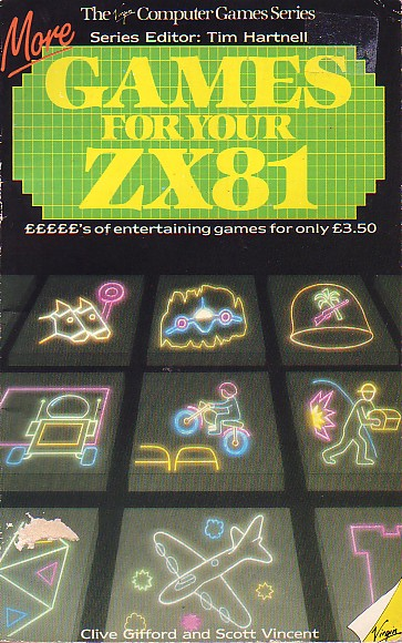 More Games for Your ZX81 image, screenshot or loading screen