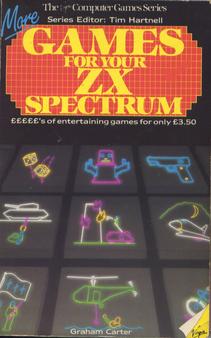 More Games for Your ZX Spectrum screenshot