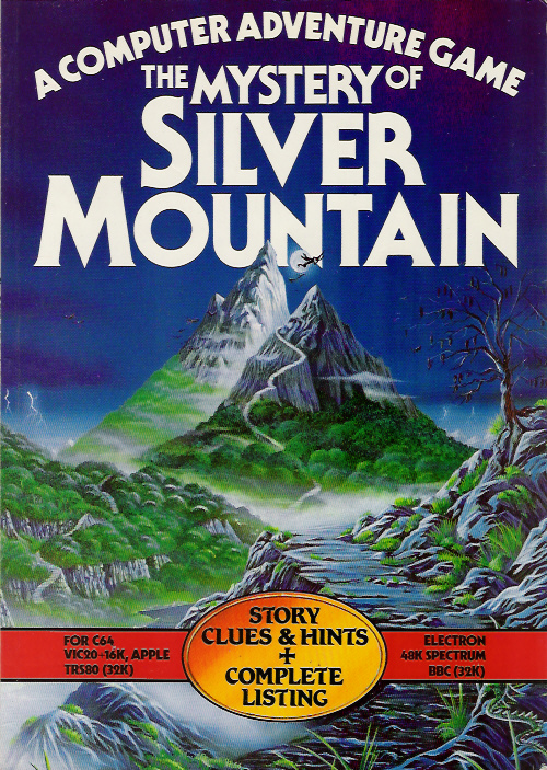 The Mystery of Silver Mountain image, screenshot or loading screen