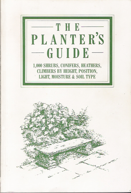 The Planter's Guide screen