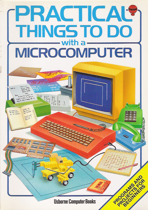 Practical Things to Do with a Microcomputer screen